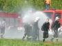 Powiatowe zawody strażackie w Karczewie 2010.